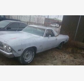 1968 Chevrolet El Camino for sale 100828786